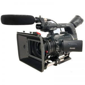 Kamera - Panasonic AG-HPX250 mieten