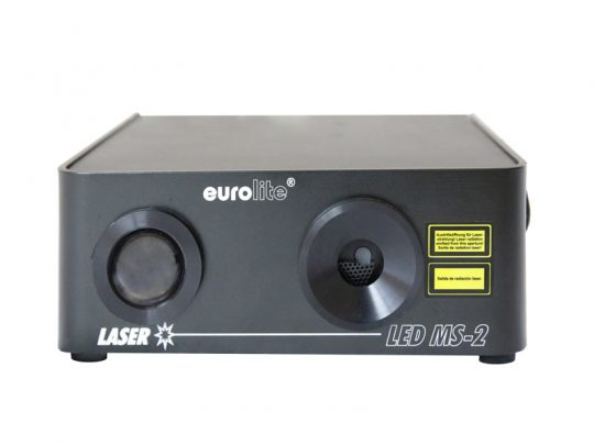 Lounge Laser - LED MS-2 MoonLaser mieten