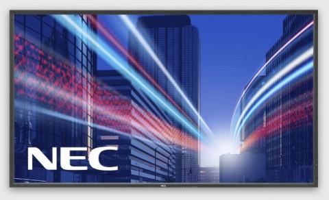80-Zoll-LCD – NEC V801