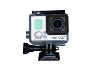 Action-Kamera - GoPro Hero 3+ Black Edition mieten