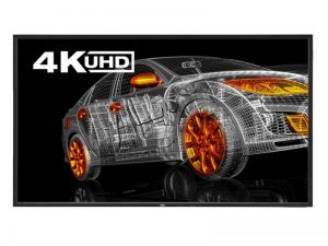 55 Zoll LED LCD 4K UHD - NEC MultiSync X551UHD mieten