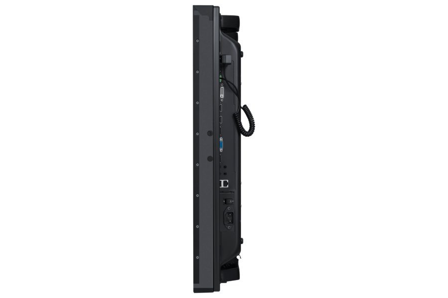 Samsung UD46E-B side