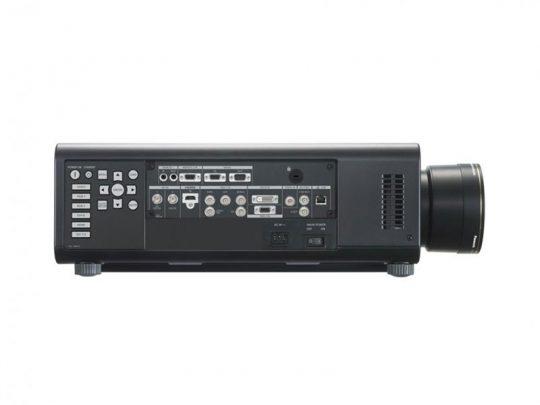 Anschl. des PT-DZ10K von Panasonic