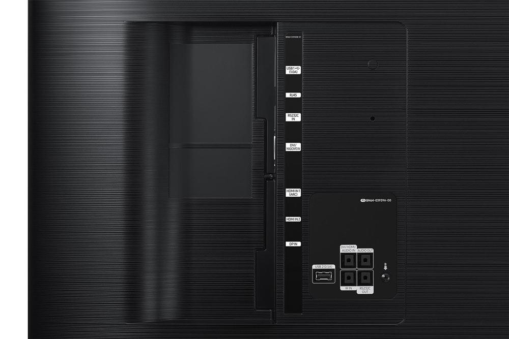 Anschlüsse (2) Samsung QB65H und QB75H