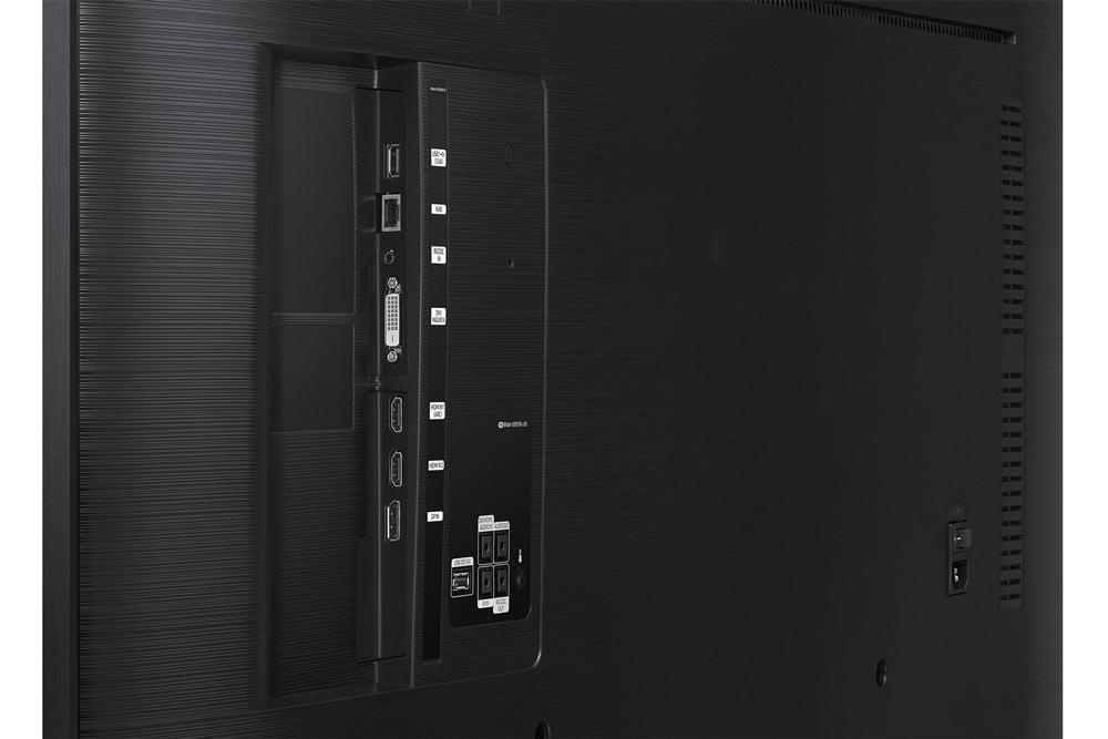 Anschlüsse (1) Samsung QB65H und QB75H