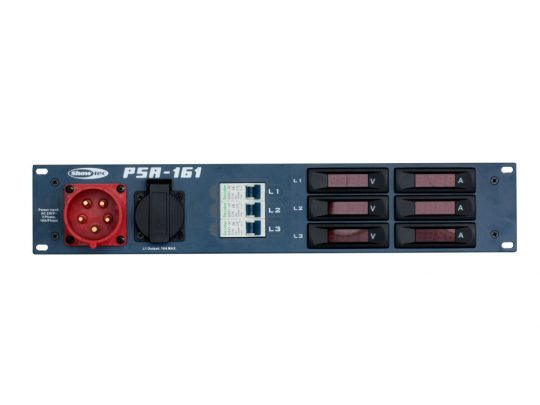 Strom-Unterverteilung mit Anschluss 16A