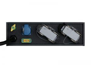 Strom-Unterverteilung 32 A CEE-Rot - Indu Electric mieten