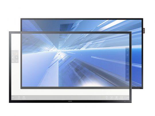 Samsung-DM55E-Touch-Overlay