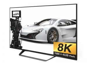 70 Zoll LED 8K Display - Sharp LV-70X500E (Neuware) kaufen