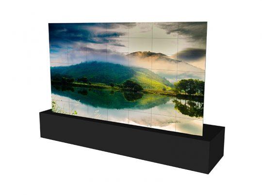 Steglose-Videowand--7x7-aus-55-Zoll-Displays-mieten