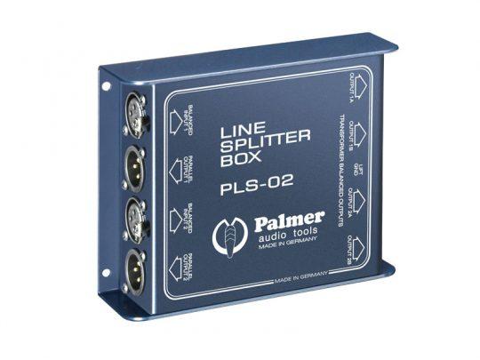 2 Kanal Line-Splitter Palmer PLS-02