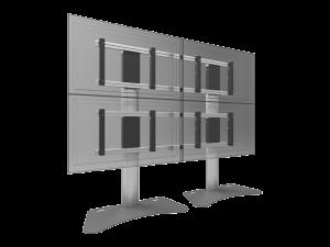 VideoWall-2x2-Halterung-SmartMetals-kaufen