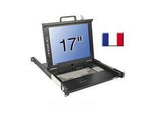 17 Zoll KVM Terminal Classic FR - Lindy 21608 (Neuware) kaufen