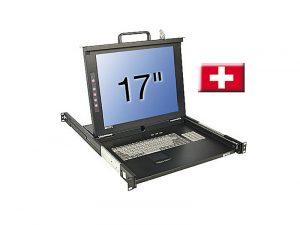 17 Zoll KVM Terminal Classic CH - Lindy 21610 (Neuware) kaufen