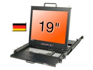 19 Zoll KVM Terminal PRO DE - Lindy 21620 (Neuware) kaufen