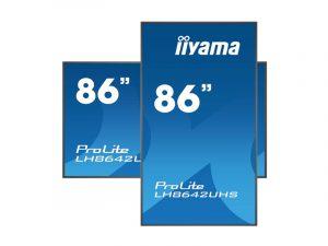 86 Zoll Digital Signage Display - iiyama LH8642UHS-B1 (Neuware) kaufen