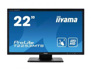 21,5 Zoll Dual-Touchscreen - iiyama T2253MTS-B1 (Neuware) kaufen