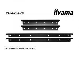 Befestigungswinkel-Kit - iiyama OMK4-3 (Neuware) kaufen