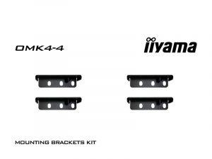 Befestigungswinkel-Kit - iiyama OMK4-4 (Neuware) kaufen