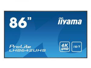 86 Zoll Display - iiyama LH8642UHS-B3 (Neuware) kaufen