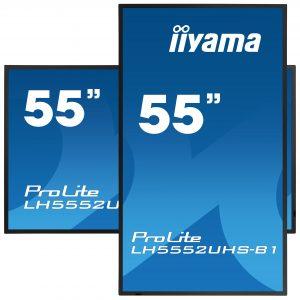 55 Zoll Display - iiyama LH5552UHS-B1 (Neuware) kaufen