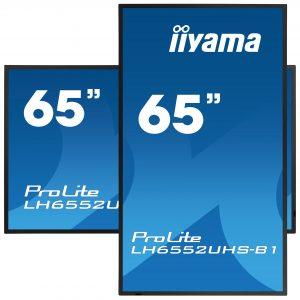 65 Zoll Display - iiyama LH6552UHS-B1 (Neuware) kaufen