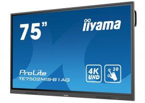 75 Zoll Touch Display - iiyama TE7502MIS-B1AG (Neuware) kaufen